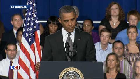 """Tuerie de Denver : """"nous devons être unis"""" rappelle Obama"""