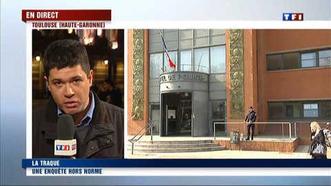 """Tuerie à Toulouse : """"une enquête hors norme"""""""