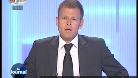 TV Tours - Le JT du 05/07/2012