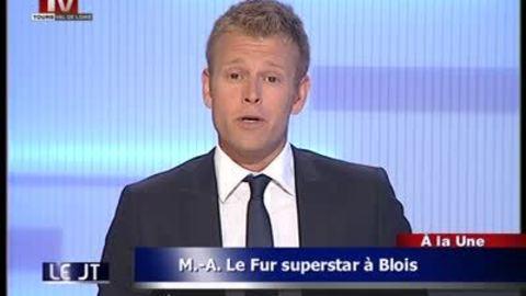 TV Tours - Le JT du 11/09/2012