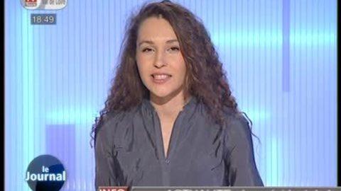 TV Tours - Le JT du 12/03/2012