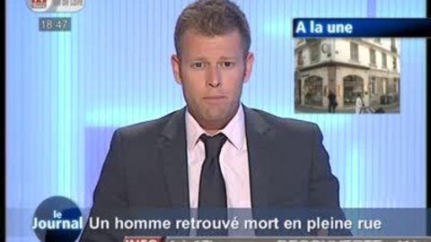 TV Tours - Le JT du 12/04/2012