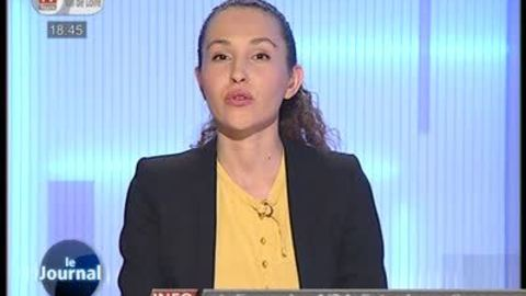 TV Tours - Le JT du 28/03/2012