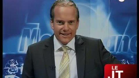 TV8 Infos du 20/07/2012