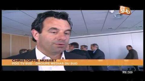 TVSUD - JT du 20/07/2012