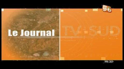 TVSUD - Le JT du 24/07/2012