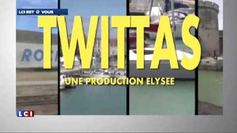 Le tweet de Trierweiler inspire une parodie de Dallas