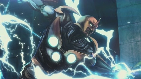 Ultimate Marvel Vs Capcom 3 Trailer Artworks HD