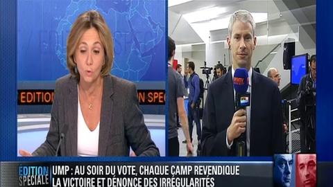 UMP: Affrontement en direct sur BFM TV entre Valérie Pécresse et Franck Riester