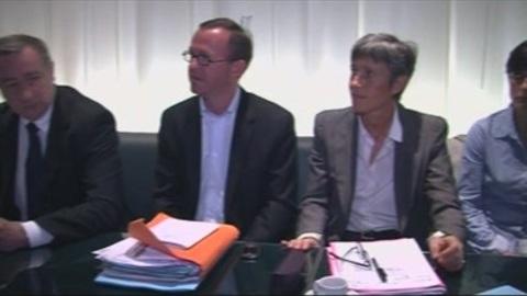 L'UMP unie pour les législatives (Toulouse)