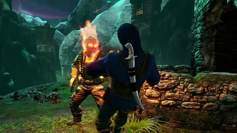 Uncharted 3 Drake's Deception - Trailer : Shade Survival Mode