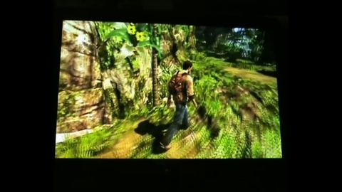 Uncharted: Golden Abyss - GameShow