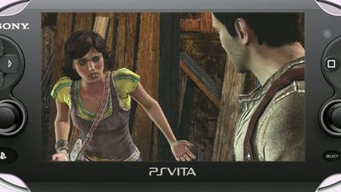 Uncharted Golden Abyss : PS Vita Gameplay Trailer