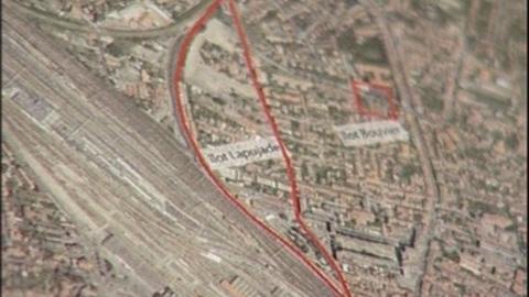 Urbanisme :  'îlot Lapujade, vers un compromis ? (Toulouse)