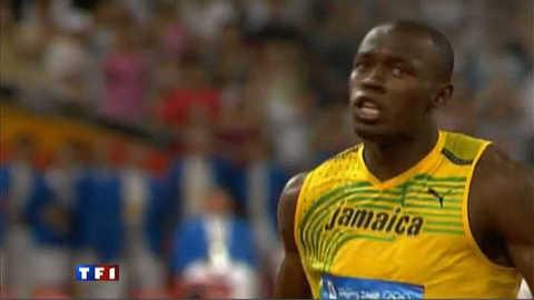 Usain Bolt, l'homme aux pieds d'or