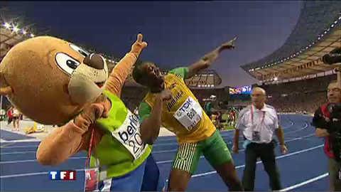 Usain Bolt, l'homme de tous les records