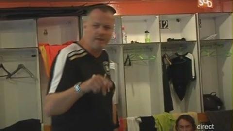 USAM Nîmes: La détermination de Jérôme Chauvet (Handball)
