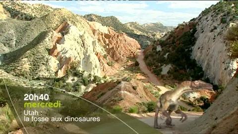 Utah, la fosse aux dinosaures
