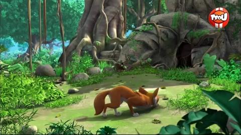 La vallée secrète - Le livre de la jungle