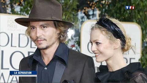 Vanessa Paradis et Johnny Depp : 14 ans de divine idylle