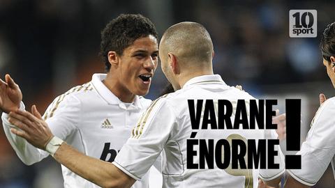 « Varane est exceptionnel »