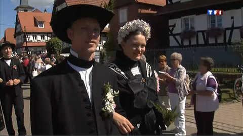 Vébar au rythme des traditions alsaciennes