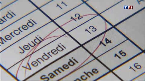 Vendredi 13, jour de toutes les superstitions