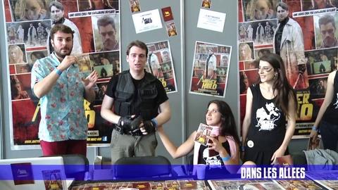 Vendredi à Comic Con' Paris