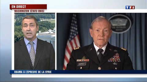 Vers une intervention armée en Syrie ?