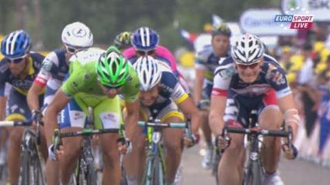 La victoire de Sagan