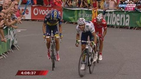 La victoire de Valverde