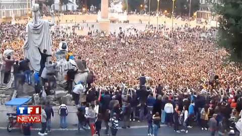 VIDEO : Après Paris, Rome se met au Gangnam style