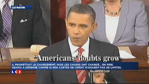 Vidéo : le clip de Romney contre Obama
