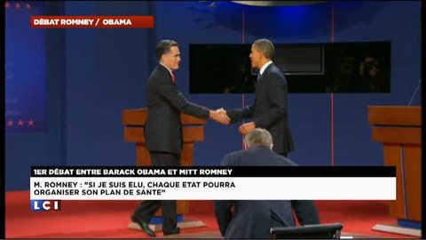 VIDEO - Débat Obama-Romney : les meilleurs extraits, traduits en français