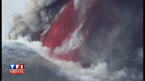 VIDEO : l'Etna crache son sang