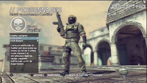 Vidéo Preview - Ghost Recon Futur Soldier