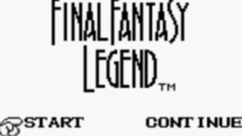 Vidéo test Final Fantasy Legend partie 2 (GB)