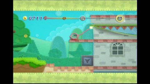 Video Test de Kirby au Fil de l'Aventure