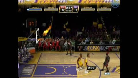 Video Test NBA Jam - GameShow