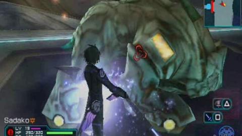 Video Test Phantasy Star Portable 2 - GameShow