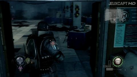 Vidéo Test - Resident evil Operation raccoon city