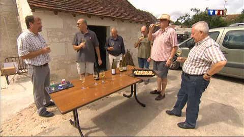 Vignoble du Centre-Loire : Valençay, son château, son fromage et son vin