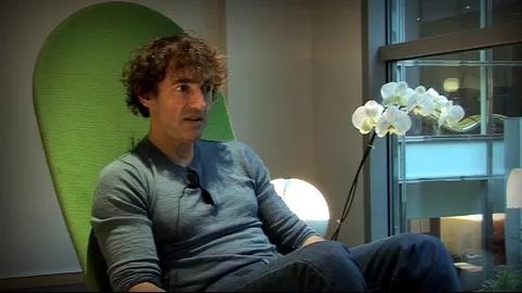 Le Vilain - Interview d'Albert Dupontel