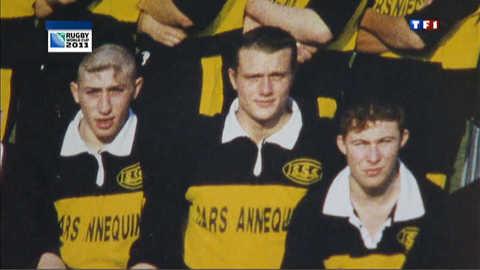 Les villages de rugby : Saint-Savin, terroir de champions