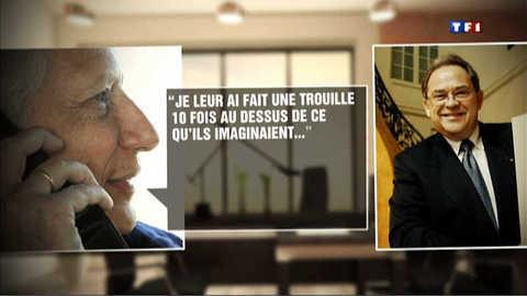 Villepin entendu à Paris dans l'enquête Relais et Châteaux