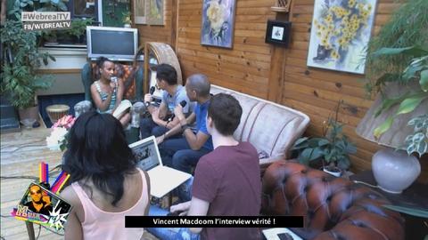 Vincent Mc Doom: Interview vérité dans la Webreal Tv
