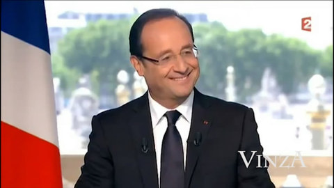 VinzA démonte Hollande