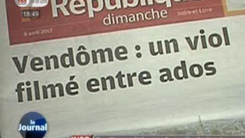 Viol d'un adolescent à Vendôme