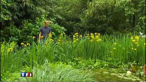 Visite du jardin de Séricourt