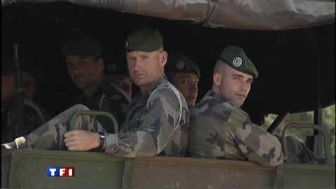 Vive émotion à Calvi après la mort d'un soldat Français en Afghanistan